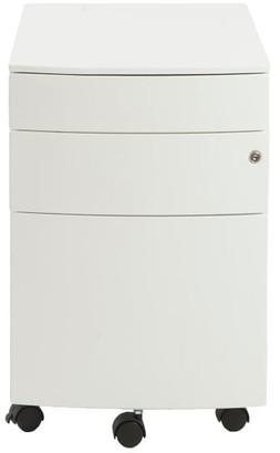"Pottery Barn Gene 15.5"" 3-Drawer File Cabinet"