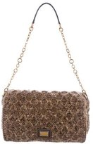 Dolce & Gabbana Crochet Shoulder Bag
