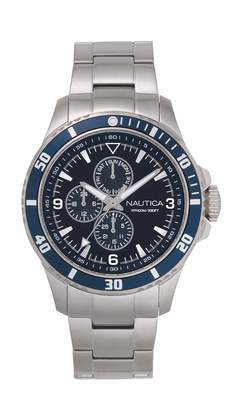 Nautica Unisex Adult Quartz Watch NAPFRB018