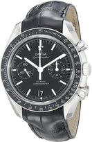 Omega Men's 311.33.44.51.01.001 Speedmaster Moon Dial Watch