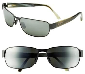 Maui Jim 'Black Coral - PolarizedPlus(R)2' 65mm Sunglasses