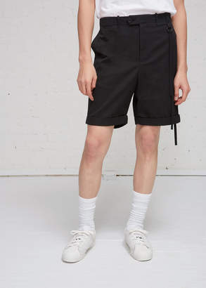 Craig Green Men's Uniform Shorts in Black Size XL Polyester/Cotton