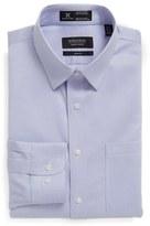 Nordstrom Men's Smartcare(TM) Trim Fit Stripe Dress Shirt