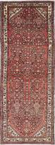 "Ecarpetgallery Hand-knotted Hosseinabad Copper Wool Rug 3'10""x10'2"""