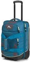 High Sierra Glencoe 21-Inch Rolling Duffel Bag