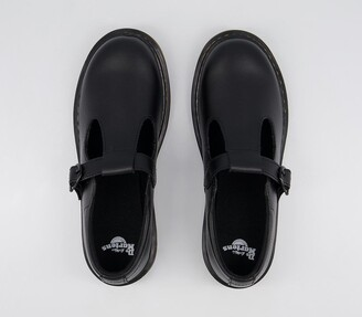 Dr. Martens Polley Youth Shoes Black