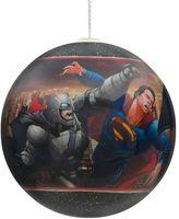 Hallmark DC Comics Batman v Superman: Dawn of Justice Ball Christmas Ornament by