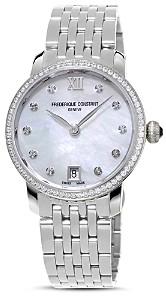 Frederique Constant Slimline Watch, 30mm