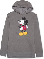 JEM Men's Mickey Mouse Graphic-Print Hoodie