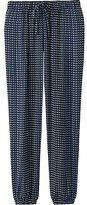 Uniqlo Women's Draped Geometric Print Pants