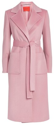 Max & Co. Wool Runway Coat
