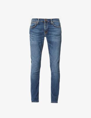 Nudie Jeans Skinny Lin tapered jeans