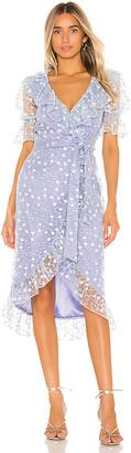 Majorelle Lawson Midi Dress