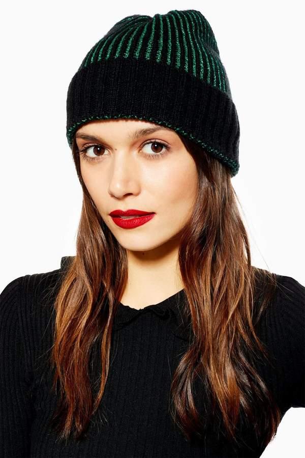 df1bac3457d3d Topshop Green Women s Hats on Sale - ShopStyle