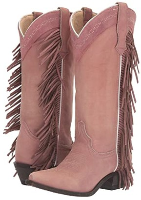 Laredo Shake It (Blush) Women's Boots