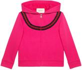 Gucci Children's cotton sweatshirt with Web