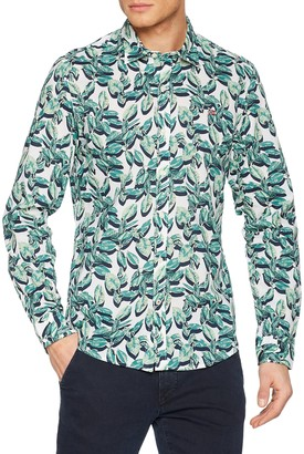 Napapijri Men's Gisborne 2 Long Sleeve Top
