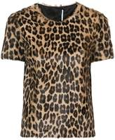 Rosetta Getty leopard print T-shirt
