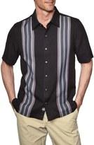 Nat Nast 'Columbus' Regular Fit Short Sleeve Cotton Blend Sport Shirt