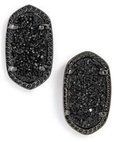 Kendra Scott Women's 'Ellie' Oval Stone Stud Earrings