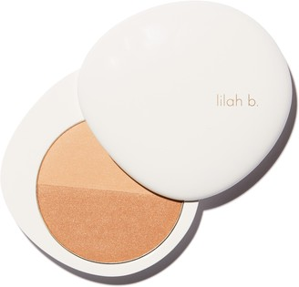 lilah b. Bronzed Beauty Bronzer Duo