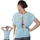Soybu Women's Camryn Dolman Yoga Tee