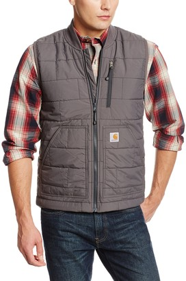 Carhartt Men's Big & Tall Brookville Quilted Nylon Vest