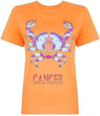 Alberta Ferretti Cancer T-shirt
