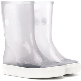 Bonpoint Transparent Wellies