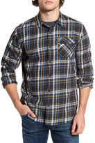 O'Neill Olson Plaid Twill Shirt