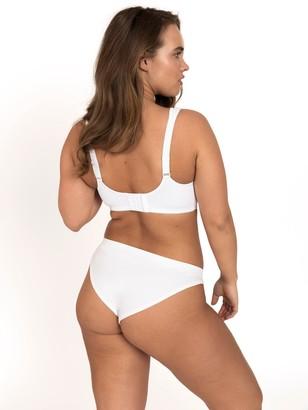 Dorina Flex Non Padded Sports Bra - White