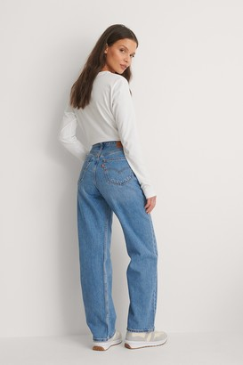 Levi's Loose Straight Jeans Whatever