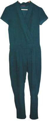 Comptoir des Cotonniers Green Jumpsuit for Women