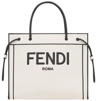 Fendi Large Roma Shopper