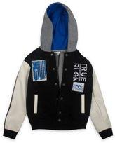 True Religion Toddler's, Little Boy's & Boy's Punk Varsity Jacket