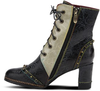 Spring Step L'Artiste by Leather Boots - Jule