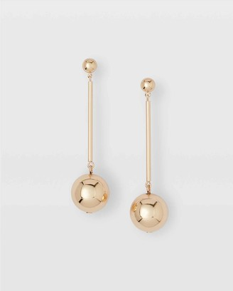 Club Monaco Ball Bar Earring