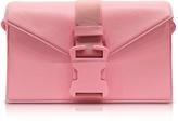 Christopher Kane Venus Pink Grained Leather Devine Og Bag