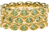 Teeny Pod Emerald Ring