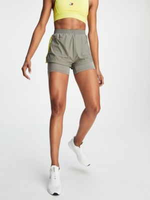 Tommy Hilfiger Nylon Double Shorts