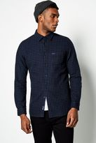 Jack Wills Salcombe Mw Flannel Gingham Shirt