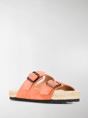 Manebi Nordic buckled sandals