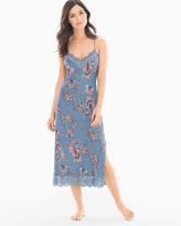 Soma Intimates Paisley Tapestry Gown