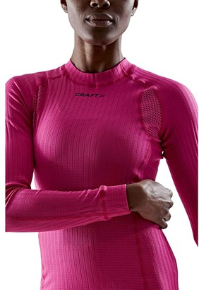 Craft Active Extreme X Crew Neck Long Sleeve (Fame) Women's Clothing