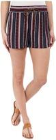Splendid Beachcomber Stripe Shorts