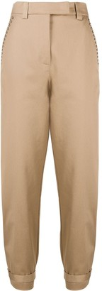 Pinko Stud-Embellished Trousers