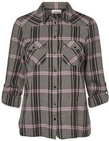 Noisy May Erik Cotton Button-Down Shirt