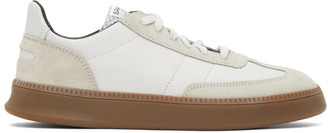 Spalwart White Smash Low Sneakers