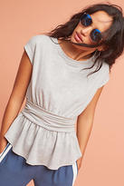 Anthropologie Belted Tee