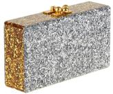 Edie Parker Jean Ribbon Clutch